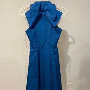 CUE Blue Dress